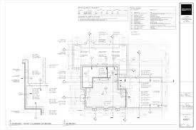 Interior House Drawing The Cabin Project Technical Drawings Life Of An Architect