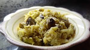 cuisiner le chou chinois chou chinois riz et chignons cuisine gourmande à