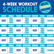 Weight Bench Workout Plan This Is The Only Summer Workout Plan You Need Workout Plans