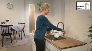 hansgrohe talis s 260 kitchen mixer youtube