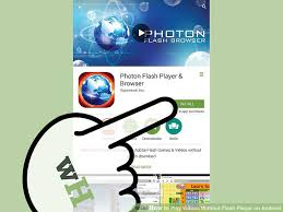 how to play flash on android how to play without flash player on android 11 steps