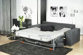 canape convertible avec matelas convertible avec un lit confortable triomphe