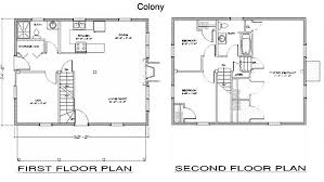 a frame floor plans colony post beam timber frame home kits plans