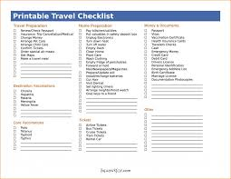 travel packing list template teknoswitch ticket invoice agency