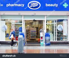 boots buy collect in store dublin october 3 2104 branch stock photo 234234550
