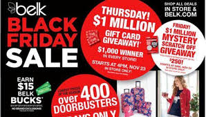 black friday 2017 ad reveals 2 million giveaway