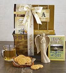 sympathy gift basket sympathy gift baskets gourmet comfort food 1800flowers