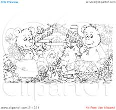 goldilocks coloring page free coloring pages on art coloring pages