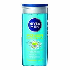 bathing shower gel nivea men power refresh shower gel 250ml