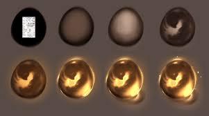magic egg step by step tutorial by ryky