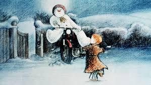 raymond briggs the snowman into