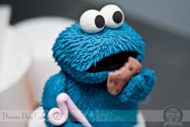 cookie monster birthday cake gainesville fl bearkery bakery