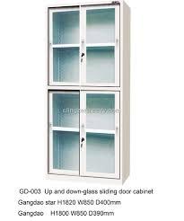 Glass Door Cabinets For Kitchen Glass Door Cabinet Yeo Lab Com