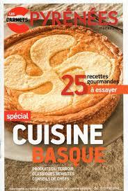 cuisine pays basque le d iratze ostatua dans pyrénées magazine pays basque