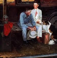 artwork by norman rockwell list norman rockwell paintings