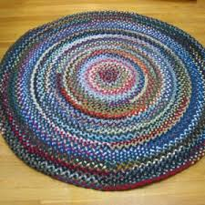 Braided Area Rugs Cheap Floors U0026 Rugs Custom Braided Circle Rugs For Interior Furniture Decor