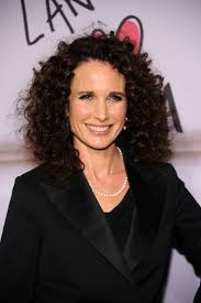 andie macdowell the 50 most beautiful women over 50 stylebistro