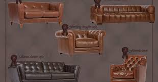 leather chesterfield sofa interest free credit brokeasshome com