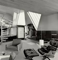 interior of the ketterer house 1954 55 in stuttgart germany by