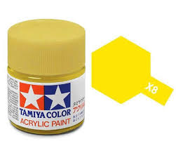 tamiya acrylic paint color