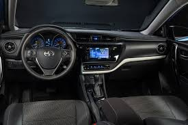 toyota corolla 2017 interior toyota corolla im and yaris ia are the brand u0027s new adopted scion