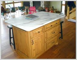 black kitchen island marble top with and seating rolling uk small