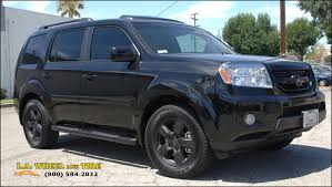 honda pilot road parts blacked out honda pilot will be doing this on parts of my white