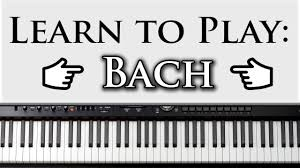tutorial piano simple learn to play bach s prelude in c major beginner piano lesson video