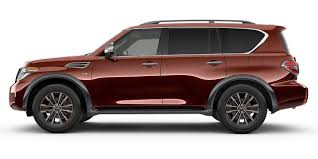 nissan pathfinder 2017 interior 2017 nissan armada forged copper photo gallery nissan usa