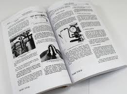 john deere 3000 series 3020 3010 tractors technical service manual