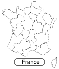 Maps Of France by Clipart Map Of France 2