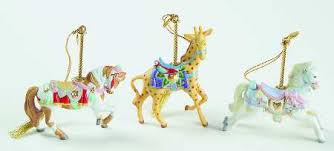 lenox carousel ornaments legacy edition at replacements ltd