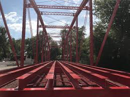 new path bridge gets 2nd life as part of people trail
