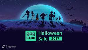 Halloween Sale Gog U0027s 2017 Halloween Sale Comes With U0027scary Good U0027 Deals Neowin