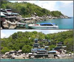 view rock resort koh tao