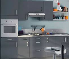 deco cuisine et grise déco cuisine gris clair exemples d aménagements