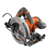 Skil Flooring Saw Home Depot by Ridgid Fuego 12 Amp 6 1 2 In Magnesium Compact Framing Circular