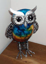 ornaments figurines metal bird collectables ebay