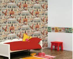 graham u0026 brown mickey mouse vintage wallpaper house fraser