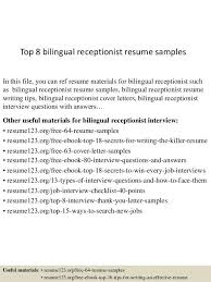 Receptionist Resume Template Free Doc 618800 Receptionist Resume Templates U2013 Unforgettable