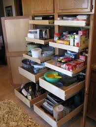 Roll Out Pantry Shelves by Pull Out Pantry Shelves Organize Your House Easily With The Help