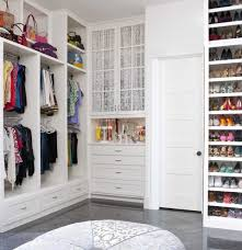 Built In Closet Drawers by 100 Stylish And Exciting Walk In Closet Design Ideas Digsdigs