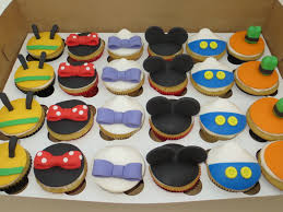 mickey mouse clubhouse cupcakes google search cup cake
