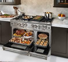 modern kitchen stoves elegant made in usa kitchen appliances taste