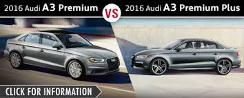 audi sedan model comparisons naperville il