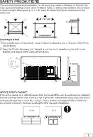 60r70 lcd tv or led tv user manual tte technology inc