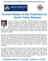 collaboration with johns hopkins and cleveland clinic