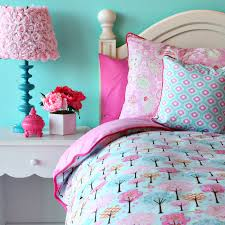 light blue girls bedding wall color s room pinterest aqua rosettes and room