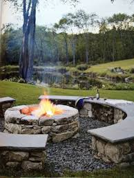 Backyard Firepits Outdoor Country Diy Pit Ideas 22 Stunning Outdoor