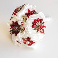 hair brooch design fabric brooch bouquet florio designs